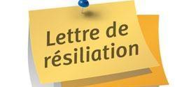 Modèle De Lettre De Résiliation De Bail Préavis Location