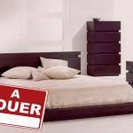 Tous les logements peuvent faire l'objet d'une location meublée
