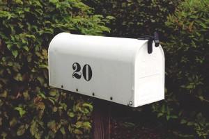 Faire suivre son courrier